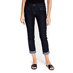Wallis - Indigo Scarlet roll up jeans
