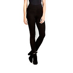 Wallis - Black high waisted legging