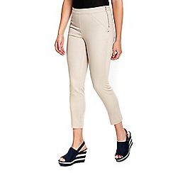 Wallis - Stone capri trousers