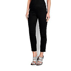 Wallis - Black stretch trouser