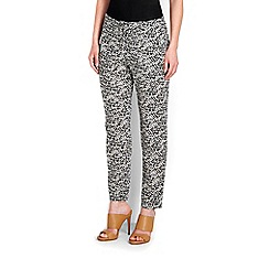 Wallis - Printed jogger trouser