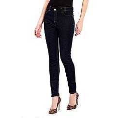 Wallis - Ellie navy skinny jean