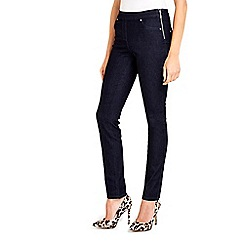 Wallis - Demi side zip trousers