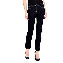 Wallis - Overnight harper straight jeans