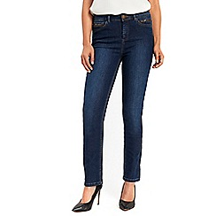 Wallis - Mid wash harper slim leg jeans