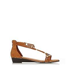 Wallis - Tan gladiator sandal