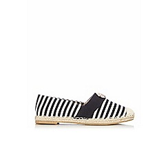 Wallis - Monochrome espadrille shoe