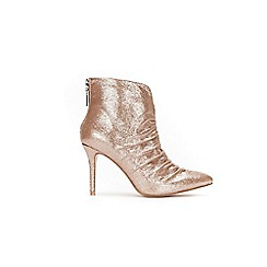 Wallis - Pearl detailed ankle boots