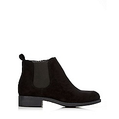 Wallis - Black chelsea ankle boot
