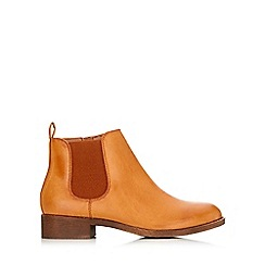 Wallis - Camel chelsea ankle boot