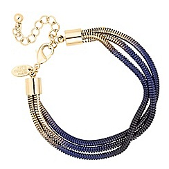 Betty Jackson.Black - Designer online exclusive dip dye triple row bracelet