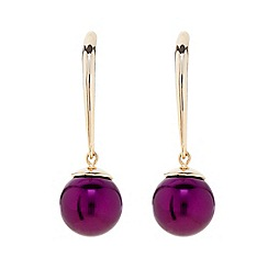 Principles by Ben de Lisi - Designer Pearl dangle stick earring