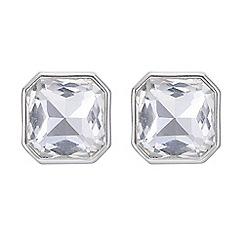 Principles by Ben de Lisi - Designer geometric crystal earring