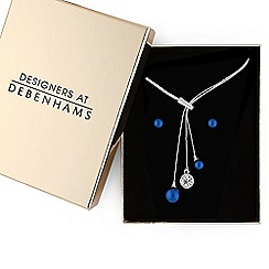 Principles by Ben de Lisi - Designer pearl and crystal jewellery set