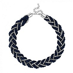 Principles by Ben de Lisi - Designer online exclusive cord and twisted chain necklace