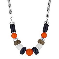Principles by Ben de Lisi - Beaded statement necklace