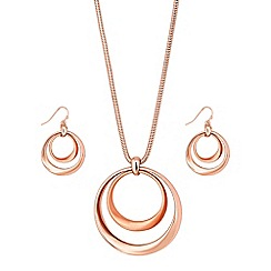 Principles by Ben de Lisi - Designer multi circle jewellery set