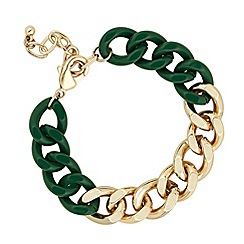 Principles by Ben de Lisi - Online exclusive two tone chain bracelet