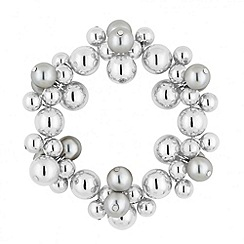 Principles by Ben de Lisi - Designer pearl and polished ball chain bracelet