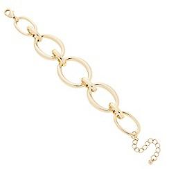 Principles by Ben de Lisi - Designer polished link bracelet