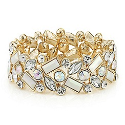 Principles by Ben de Lisi - Summer crystal stretch bracelet