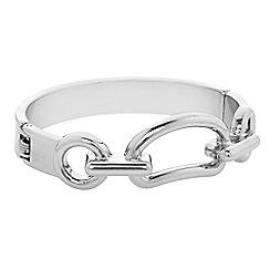 Principles by Ben de Lisi - Designer mixed link chain bangle
