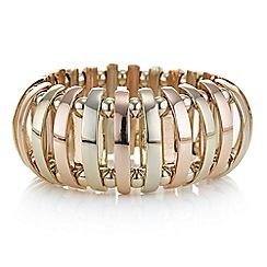 Principles by Ben de Lisi - Designer graduated link bracelet