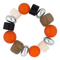 Principles by Ben de Lisi - Beaded statement bracelet