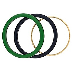 Principles by Ben de Lisi - Designer chunky bangle set