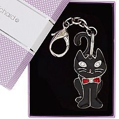 Jon Richard - Cat three piece movable keyring