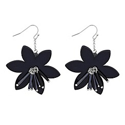 The Collection - Beaded flower earring