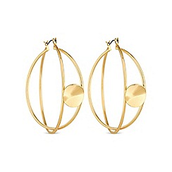The Collection - Circle hoop earring