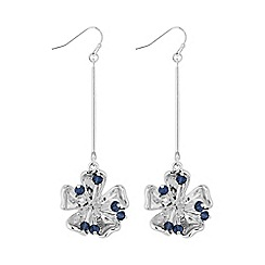 The Collection - Flower drop earring
