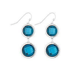 The Collection - Blue crystal earring