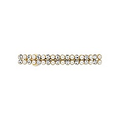 The Collection - Pearl cluster hair clip