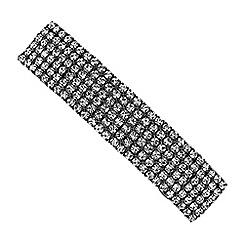 The Collection - Crystal diamante hair clip