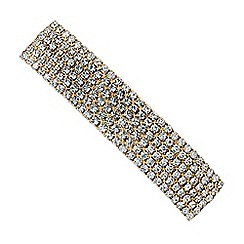 The Collection - Crystal diamante hair clip