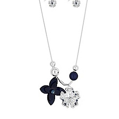 The Collection - Flower charm jewellery set