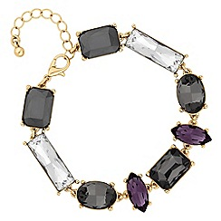 The Collection - Faceted crystal bracelet