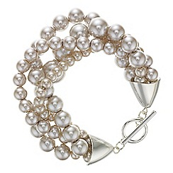 The Collection - Pearl twist bracelet