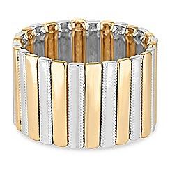 The Collection - Multi tone stick bracelet