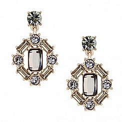 J by Jasper Conran - Designer mixed stone chandelier earring