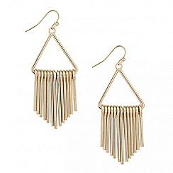J by Jasper Conran - Designer web exclusive metal chandelier earring