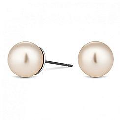 J by Jasper Conran - Designer cream pearl stud earring