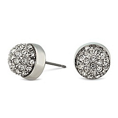 J by Jasper Conran - Designer crystal embellished ball stud earring