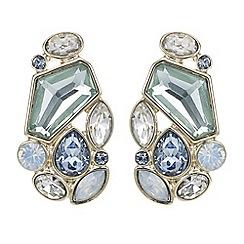 J by Jasper Conran - Designer tonal cluster earring