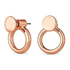 J by Jasper Conran - Designer mini disc earrings