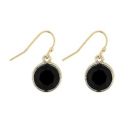 J by Jasper Conran - Designer circle drop earrings
