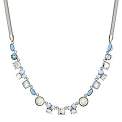 J by Jasper Conran - Designer blue cluster necklace