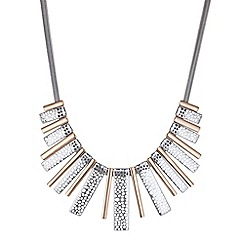J by Jasper Conran - Designer filigree stick necklace